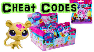 lps mystery surprise blind bag cheat codes paint splashin pets