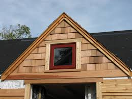 modern big house cedar shingle house designwith grey and brown