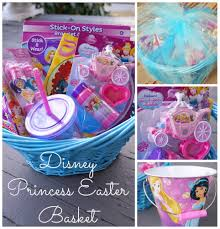 easter baskets for kids diy disney princess easter basket