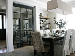 Living And Dining Room Furniture Hanging Curtain Wall Divider Partition Ideas Most Modern Glass For
