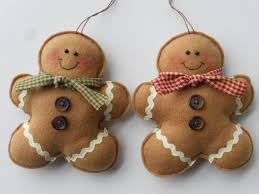 49 best gingerbread felt images on