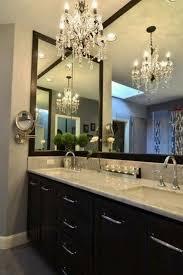 Best Bathroom Best 25 Bathroom Chandelier Ideas On Pinterest Master Bath
