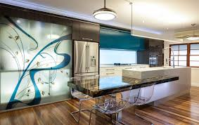 interiors of kitchen after major kitchen remodeling in brisbane by sublime