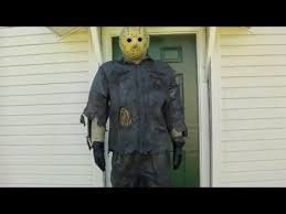 jason costume friday the 13th part viii jason takes manhattan costume sized