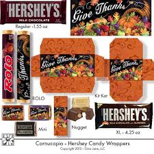 Hershey Thanksgiving Daisie Company Cute Clipart Printables Graphics Diy Crafts For