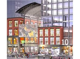Td Garden Layout Another Major Project Proposed For Td Garden Area End Ma