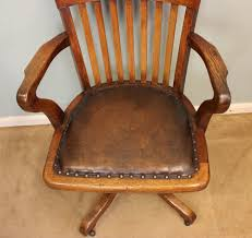 Antique Swivel Office Chair by Inspirational Oak Office Chair 83 About Remodel Home Design Ideas