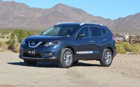 Nissan Rogue 2015 - 2015 nissan rogue when the road rises to meet you review