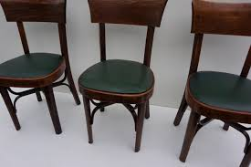 Vintage Bistro Chairs Vintage French Bistro Chairs Set Of 3 For Sale At Pamono