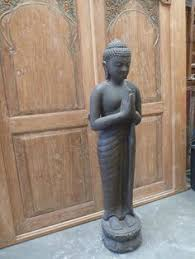 balinese ganesha elephant garden statue sculpture cement