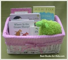 a book gift basket for a child how to make your own