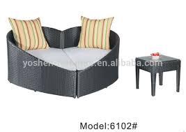 oval wicker outdoor lounge furniture oval wicker outdoor lounge