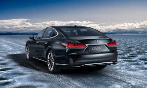 lexus ux 2018 2018 lexus ls500h the sophisticated sedan for the younger