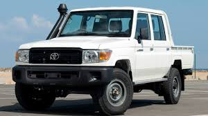 toyota cruiser toyota land cruiser 79 double cabin 4 2l diesel 6 seater lhd