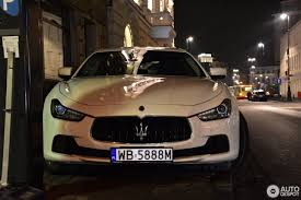 maserati brown maserati ghibli 2013 19 november 2016 autogespot
