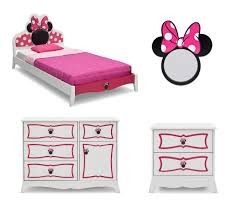 amazon com delta children twin bedroom collection disney minnie view larger