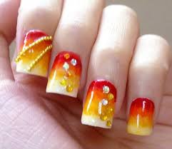 50 best fall nail designs images on pinterest fall nail designs
