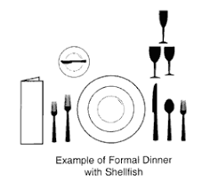 how to set a table with silverware do i set a table