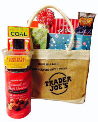 trader joe s gift baskets trader joe s best selling treats gift bag