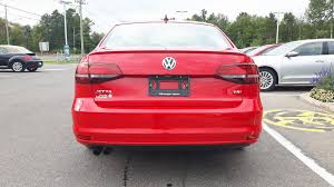 red volkswagen jetta used 2017 volkswagen jetta wolfsburg for sale in blainville