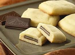 pillow mints andes mint pillow cookies recipe just a pinch recipes