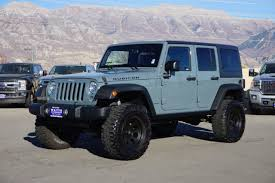jeep wrangler 2 door hardtop lifted jeep rubicon 4x4 4 door hardtop unlimited custom lift wheels tires