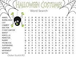printable halloween word searches u2013 fun for christmas