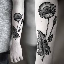 friendship tattoo 3 floral wrist tattoo on tattoochief com
