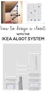 Design A Closet Antonius System Ikea U0027s Least Expensive Clothing Storage System