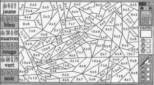 superior les tables de multiplication ce2 19 calcul mental