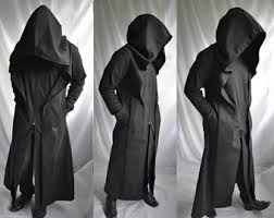 ritual robes and cloaks post apocalyptic etsy