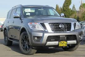 nissan armada wireless headphones new 2017 nissan armada platinum sport utility in roseville n42938