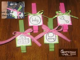 Baby Shower Gift Crafts Photo Baby Shower Craft Cakes Baby Image