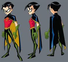 worst animated robin design gen discussion comic vine