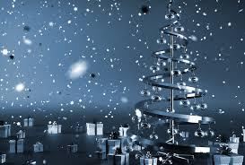 winter happy new year christmas tree pine jewelry stars gifts