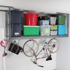 uncategorized monkey bar storage ceiling mounted overhead garage