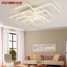 modern light fixtures for living room living room lighting 2017 new modern led acrylic ceiling lights fixture rectangular