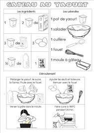 recette cuisine maternelle fiche recette du gâteau au yaourt maternelle dans ma