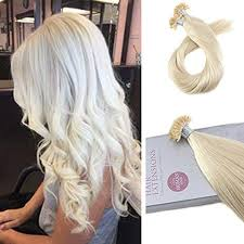 hot hair extensions buy u tip hot fusion real remy platinum human hair