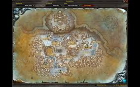 Wow Kalimdor Map Handynotes Lunarfestival Achievements World Of Warcraft Addons
