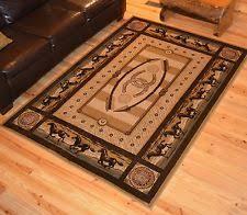 western rectangle area rugs ebay