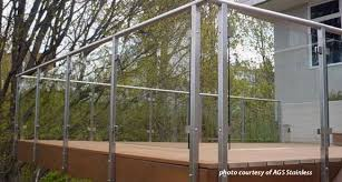 Contemporary Banisters And Handrails Glass Deck Railings Glass Balcony Railings Residential Glass