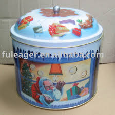 christmas cookie tin biscuit tin case buy tin tin can