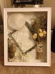 Wedding Wishes Shadow Box 15 Best Shadow Box Wedding Images On Pinterest Shadow Box