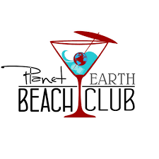 martini glass logo planet earth beach club pattaya nye 2015 clubbing thailand