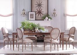 ethan allen dining table and chairs used old thomasville furniture collections ethan allen dining room