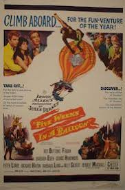 Seeking Balloon Imdb About Laserdisc 1962 Five Weeks In A Balloon Fabian Barbara