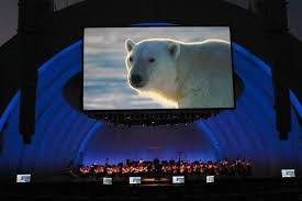 frozen planet concert u0027 brings earthly delights hollywood