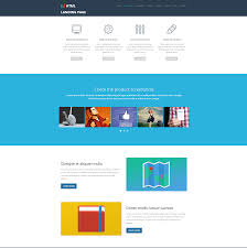 fresh free html5 bootstrap templates 2017