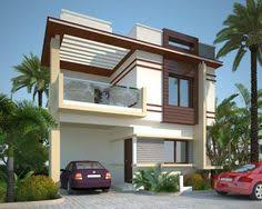 Modern Home Design Plans Modern Elevation Design Of Residential Buildings House Map